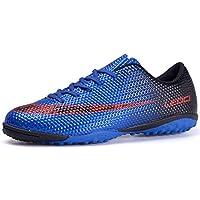 Mengxx Chaussures de Football Unisexes Chaussures D'Entraînement Pour Adolescents Chaussures de Football en Plein Air