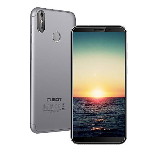Cubot J3 Pro 4G Teléfono Móvil 5.5 Pulgada 18: 9 Completo Monitor 16 GB ROM...
