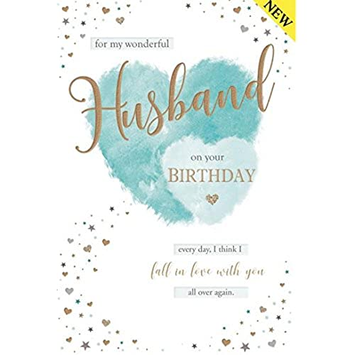 Sweet image within printable birthday cards for husband
