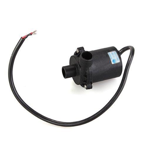 SODIAL (R) Sommergibile Pompa acqua senza spazzola per la fontana stagno 12V 1060L / H