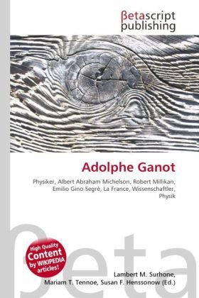 Adolphe Ganot