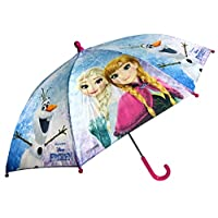Disney 3471 40 cm Frozen Childrens Umbrella
