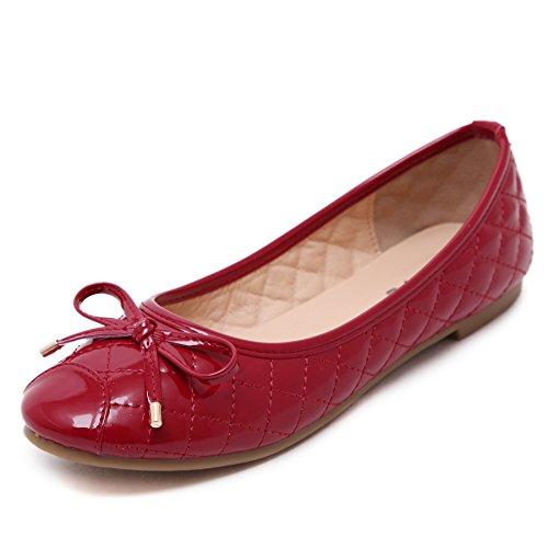 Smilun  Wbfj007, Ballet femme red