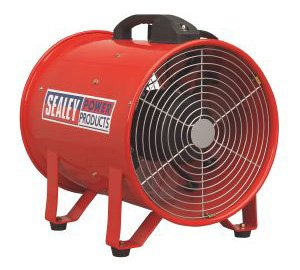 sealey-ven300-300mm-portable-ventilator-with-5m-ducting