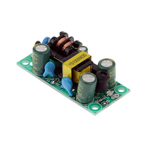 12V DC 500mA AC-DC Power Converter Step Down Module Electronic Transformer  available at amazon for Rs.250