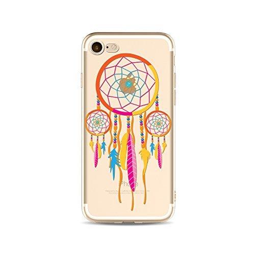 Coque iPhone 6Plus/6s Plus Housse étui-Case Transparent Liquid Crystal Capture de Rêve en TPU Silicone Clair,Protection Ultra Mince Premium,Coque Prime pour iPhone6Plus/6s Plus-style 15 style 18