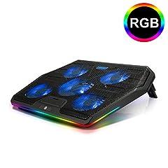 RGB Laptop Kühlpads