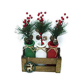 Arreglos navideños, centros de mesa, flores de pascua. Ideal decoración navidad. Original, diseños únicos.