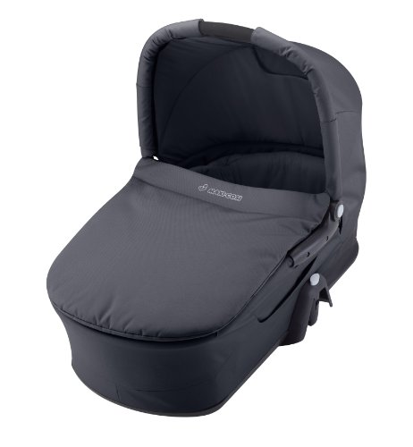 Maxi-Cosi 68307140 - Kinderwagenaufsatz Mura 4, passend für Kollektion 2013, total black