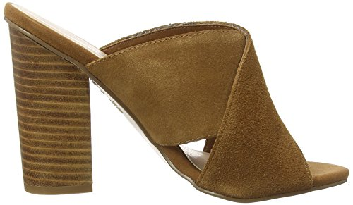 New Look Pully Lea, Damen Pumps Braun (18/tan)