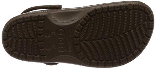 Crocs Feat, Unisex - Erwachsene Sandalen Braun (Walnut)