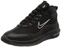 Nike Herren AIR MAX AXIS MID Laufschuhe, Schwarz (Black/Black-White-MTLC Silver 002), 42 EU