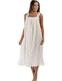 pourThe 1 for U 100% Coton Sans Manche robe de nuit 7 tailles - Babies