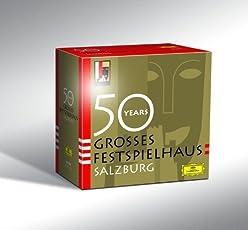 50 Jahre Grosses Festspielhaus Salzburg