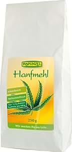 RAPUNZEL Bio Hanfmehl, 4er Pack (4 x 250 g)
