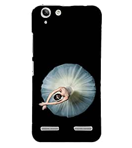 Dancing Girl 3D Hard Polycarbonate Designer Back Case Cover for Lenovo Vibe K5 Plus :: Lenovo Vibe K5 Plus A6020a46 :: Lenovo Vibe K5 Plus Lemon 3