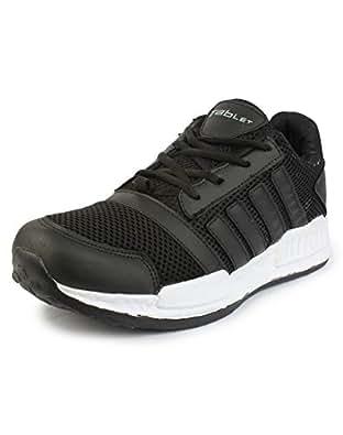 Columbus Tablet-333 Mesh Outdoor Multisport Training Shoes for Men (6 UK, Black)