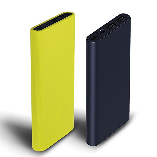 AWINNER Silicone Protector Case Cover for Mi 10000mAH Power Bank 2i (Black) Image 5