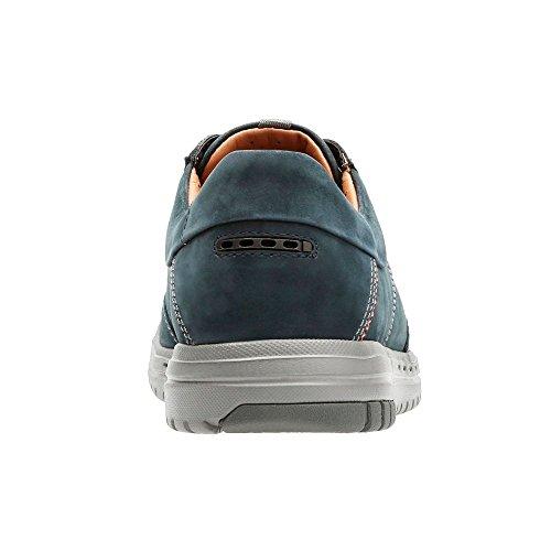 Hommes Hiver Chaud Bottes Occasionnels Chaussures De Mode En Peluche Bottes De Neige BUBleu XKO846 oQzms