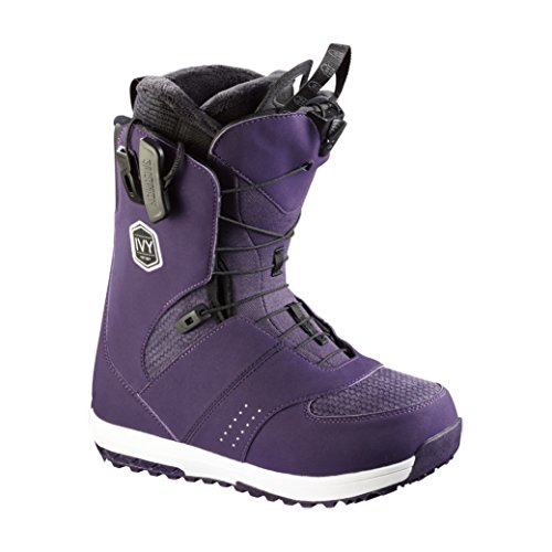 SALOMON Snowboard-Ivy 16/17, Nightshade, Gr. UK-5.5 -