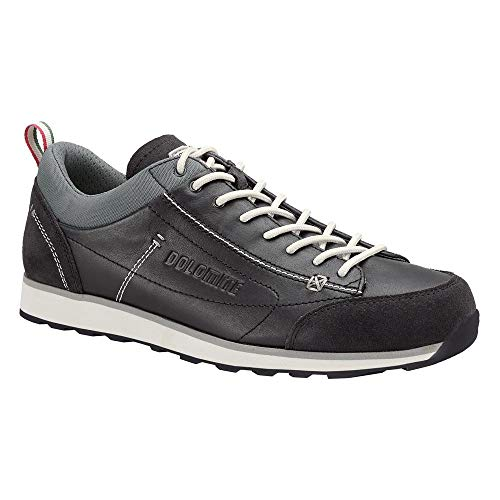Dolomite Unisex-Erwachsene Zapato Cinquantaquattro Daily Trekking-& Wanderhalbschuhe, Schwarz, 45 EU