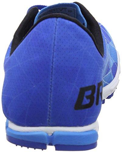 Brooks - Scarpe sportive - Running, Uomo Blu (Aquarius/Blithe/Victoria Blue)