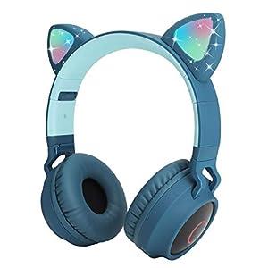 Auriculares Bluetooth para niños Auriculares