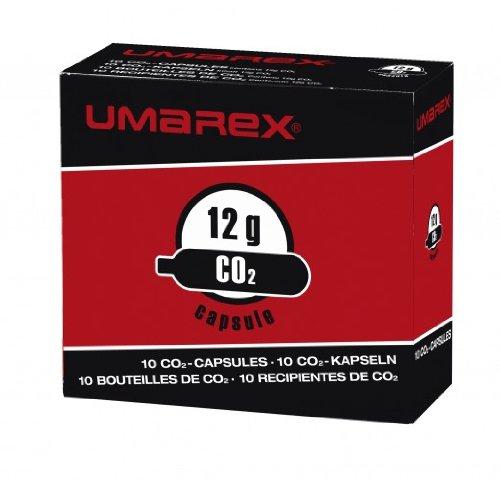 10er Pack Umarex 12g Co2 Kapseln zu Umarex