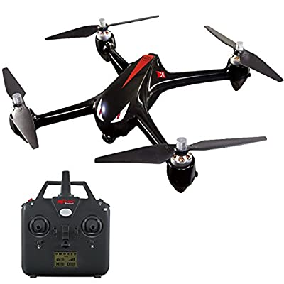 Kingtoys MJX Bugs 2 WIFI FPV Drone Quadcopter Camera Drone with 1080P 5G Wifi Camera Brushless Motor 1KM Control Distance -18-20mins Flying Time with GPS Function