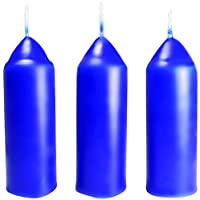UCO Original Citronella - Vela (Paquete de 3) - Azul
