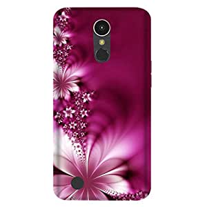 new concept 509d2 dc71b LG K10 2017 Back Cover/ LG K10 2017 Printed Back Cover: Amazon.in ...