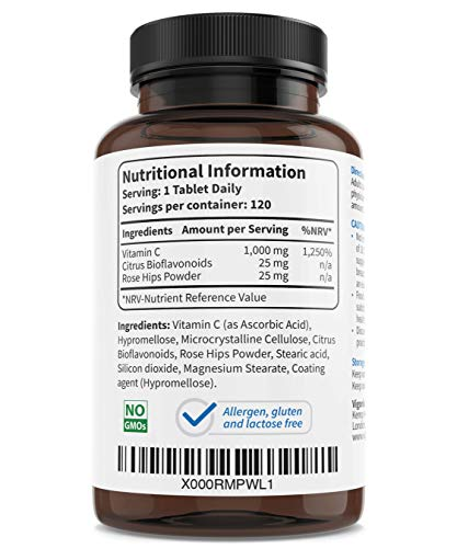 Zoom IMG-2 vitamina c 1000 mg con