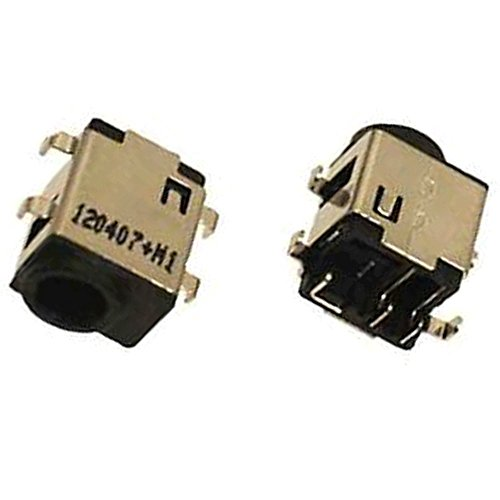otherboard Ac Dc Dc-in Power Jack Plug Connector Socket for Samsung NP550P5C-A02US NP550P5C-S01IN NP550P5C-T01 NP550P5C-T01AE NP550P5C-T01US NP550P5C-T05 ()