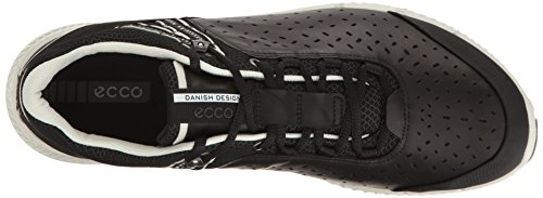 Ecco Intrinsic Tr, Sneakers Hautes Homme Noir (Black/black)