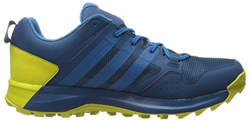 adidas Kanadia 7 Tr Gtx, Scarpe da Arrampicata Uomo, Nero Tech Steel/unity Blue/unity Lime
