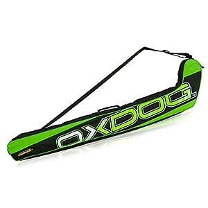 oxdog M3Floorball Stickbag, grün/schwarz