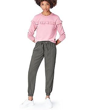 FIND Pantalón Fluido para Mujer