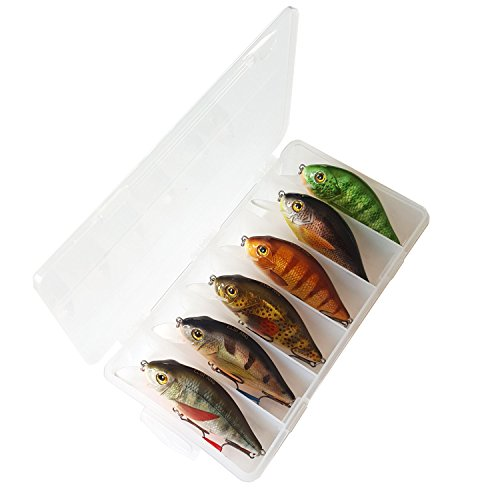 Blinker & Spoons Köder, Futtermittel & Fliegen 5 New Gemischte Blinker Metall Fischköder Köder Menge 7cm Feine Verarbeitung