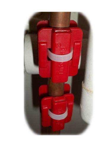 2x Magnetische Wasser Klimaanlage Kalk - Salz-wasser-conditioner
