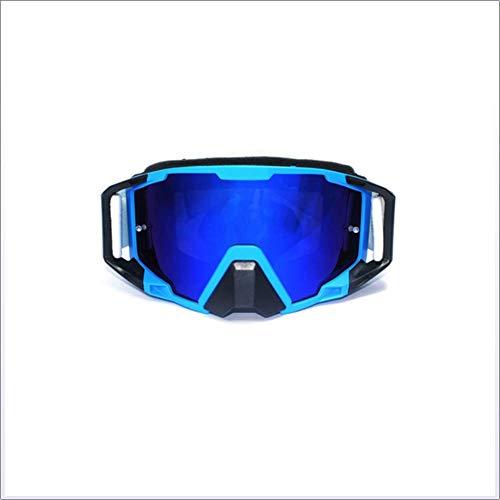 Brillen Ski Motocross Brille Gläser Mx Off Road Dirt Bike Motorrad Helme Sport Brille Maske Moto Brille Set -