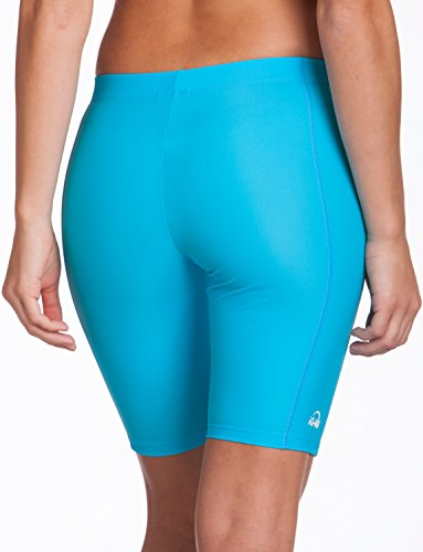 iQ-Company Damen UV Kleidung 300 Shorts turquoise