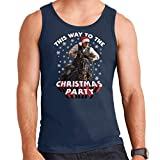 Indiana Jones This Way to The Christmas Party Men's Vest