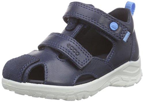 Ecco ECCO PEEKABOO, Baby Jungen Lauflernschuhe, Blau (MARINE/MARINE50595), 23 EU (6 Baby UK)