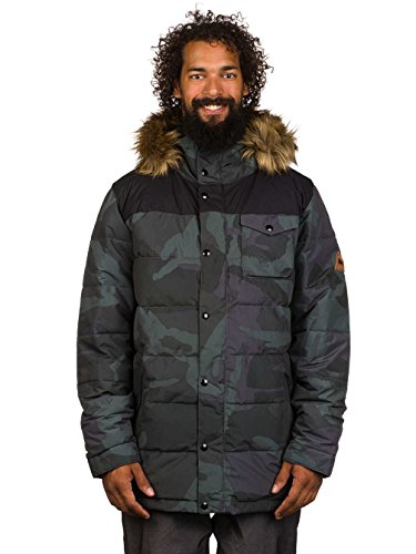 Burton Herren Jacke Traverse Jacket (Burton Insulated Jacken)