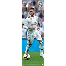 68a00a13f497c Erik Editores Poster Puerta Real Madrid 2018 2019 Sergio Ramos