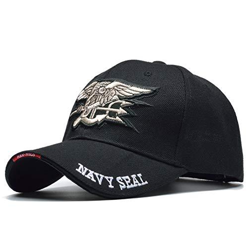 MAOZIJIE Mode Coole Männliche Us Navy Seal Cap Air WeicheTaktische Knochen Baseballmützen Armee Hut Solider Bonnrt -