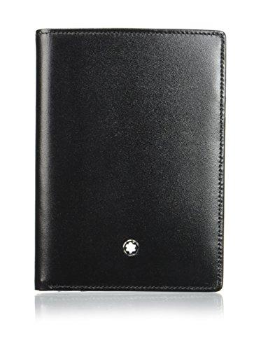 Montblanc Portafoglio Mst 11Cc Id Card Nero