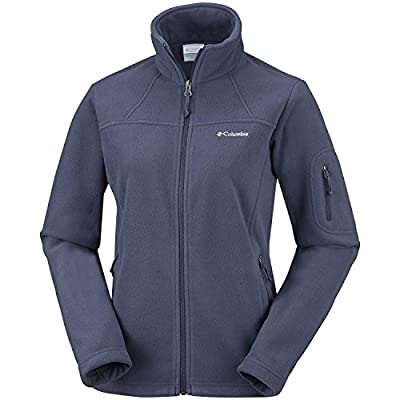 Columbia Damen Fast Trek Reißverschluss Fleecejacke von Columbia Sportswear - Outdoor Shop