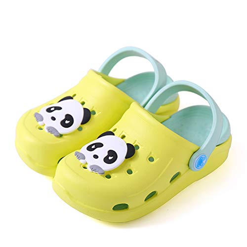 Kids Clogs Girls Water Shoes Boys Pool Shoes Garden Mules Baby Beach Sandals Toddler Cute Slipper Slide Sandals Flip Flops
