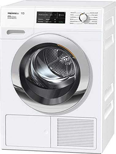 Miele TCJ690 WP Eco&Steam WiFi&XL Freestanding Front-load White 9 kg A+++